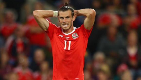 Gareth Bale no supera las lesiones. Una vez más el goleador galés quedará fuera de una convocatoria. Ahora con su selección nacional en las Eliminatorias europeas. (Foto: AFP)