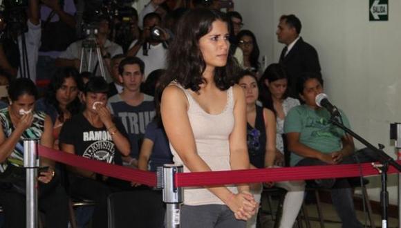 Eva Bracamonte: al voto pedido de nulidad de fallo absolutorio