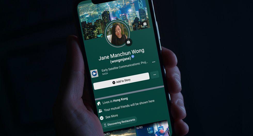 ¿Cuándo se podrá cambiar de color Facebook? Conoce todas las novedades de esta función de la red social. (Foto: @wongmjane)