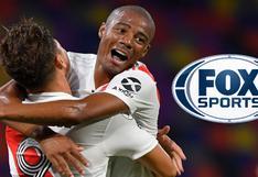 River - Argentinos vía FOX Sports en vivo: sigue el partido minuto a minuto