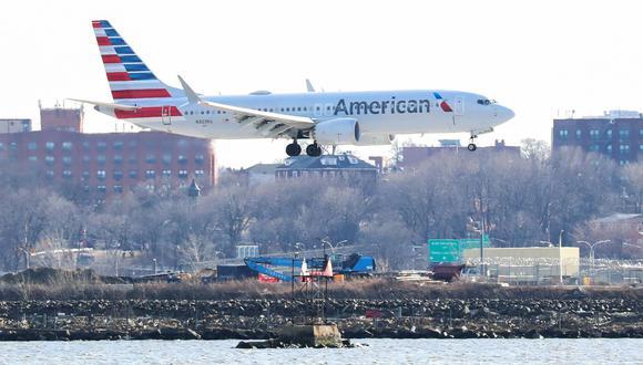American Airlines informó que ampliará por dos meses más de lo planeado el periodo en el que no usará los Boeing 737 MAX, que protagonizaron dos accidentes fatales este año. (Reuters)