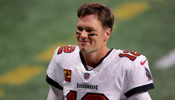 Con 43 años, Tom Brady se convirtió en el jugador más longevo en jugar un Super Bowl.  (Difusión)