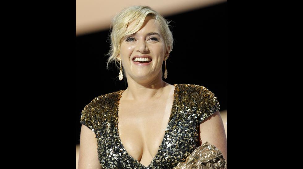 """""""Titanic"""" - Kate Winslet. (Foto: Agencias)"""