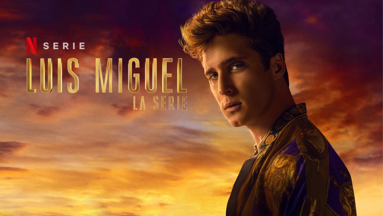 Luis Miguel, la serie es una serie de televisión biográfica de 2018 basada en la vida del cantante mexicano Luis Miguel, con Diego Boneta en el papel protagonista. | Crédito: Netflix
