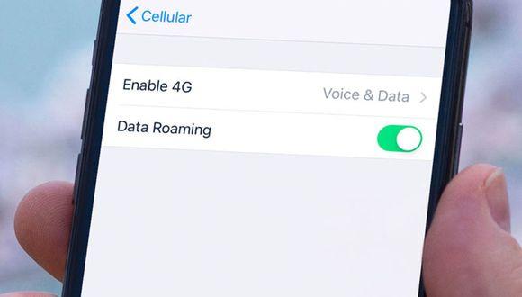 ¿Quieres saber cómo activar o desactivar tu roaming para que no te cobren de más? Esto debes hacer si viajas. (Foto: Getty Images)