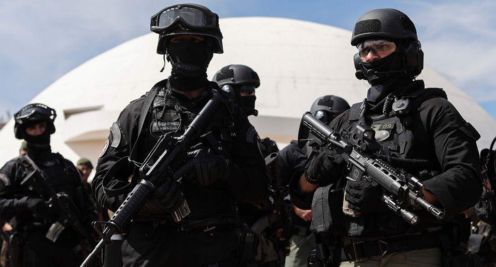 Policía brasileña capturó al cabecilla del Primer Comando de la Capital (PCC), organización criminal más importante del gigante sudamericano. (Foto referencial: AFP/Archivo)