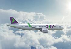 Sky Airline planea abrir dos nuevas rutas nacionales y una internacional en lo que resta del año