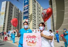 COVID-19: Essalud reconoce en el Día de la Madre labor de médicos y enfermeras que combaten en primera línea