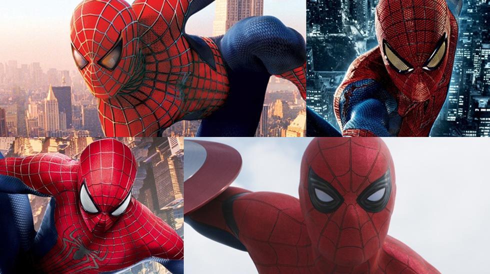 Spiderman: así evolucionó traje del superhéroe en el cine - 1