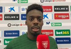 Iñaki Williams denunció insultos en el partido entre Athletic Club vs. Espanyol | VIDEO