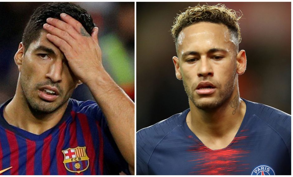 Balón de Oro 2018 EN VIVO: Luis Suárez y Neymar quedaron fuera del Top 10. (Foto: AFP)