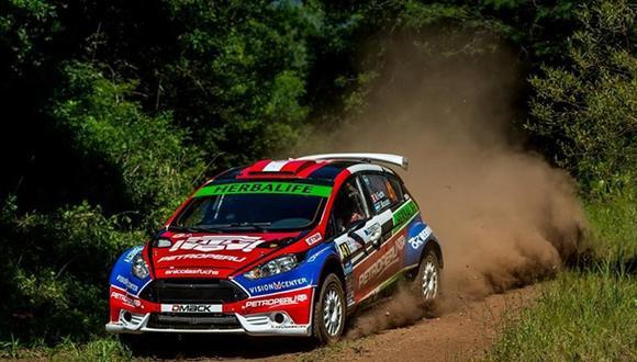 Nicolás Fuchs ganó Rally de Misiones en Campeonato Argentino