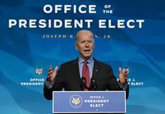 Biden insta al Senado a centrarse en prioridades de su agenda a pesar del impeachment a Trump