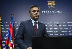 """Presidente del Barcelona tras el 8-2: """"Ha sido un desastre, tenemos que tomar decisiones"""""""