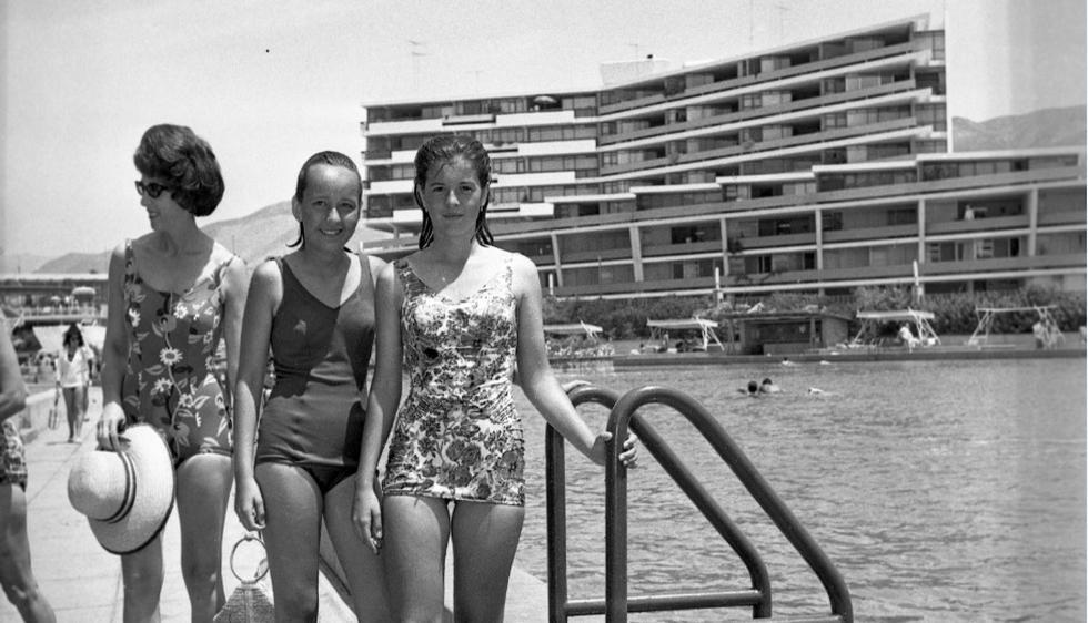 Santa María, 1965