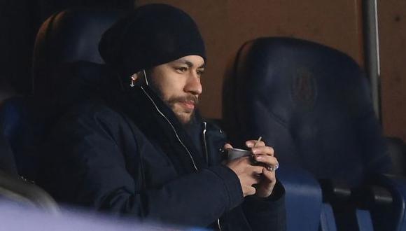 Neymar y Barcelona llegaron a un acuerdo para ponerle punto final a sus líos legales. (Foto: AFP)