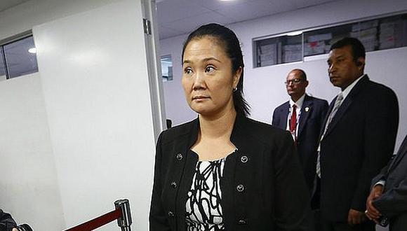 Keiko Fujimori es investigada por presunto lavado de activos en el caso Odebrecht. (Foto: GEC)
