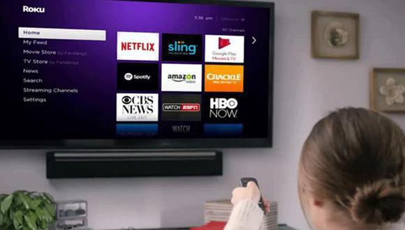Conoce el método para enviar el contenido de tu celular a tu Roku TV. (Foto: Roku)