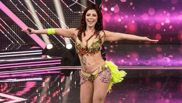 """Milena Zárate se mostró segura de subir su nivel para competir en """"Reinas del show"""". (Foto: GV Producciones)"""