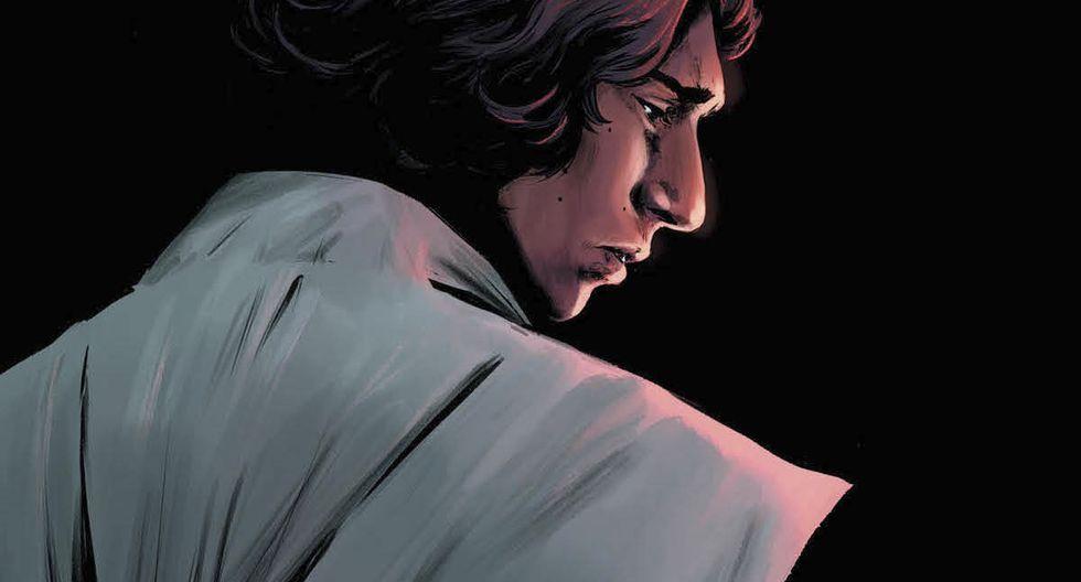 Star Wars revela cómo Ben Solo se pasó al lado oscuro y se convirtió en Kylo Ren (Foto: Lucasfilm)