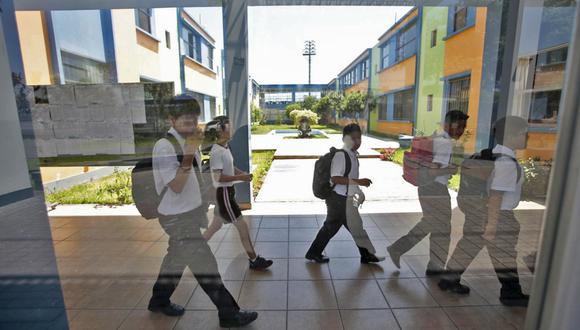 Indecopi detectó que 668 colegios privados incumplieron con alguna obligación establecida en el Código de Protección y Defensa del Consumidor. (Foto: Hugo Pérez / GEC)