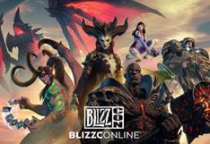 Blizzard cancela su conferencia BlizzConline de 2022