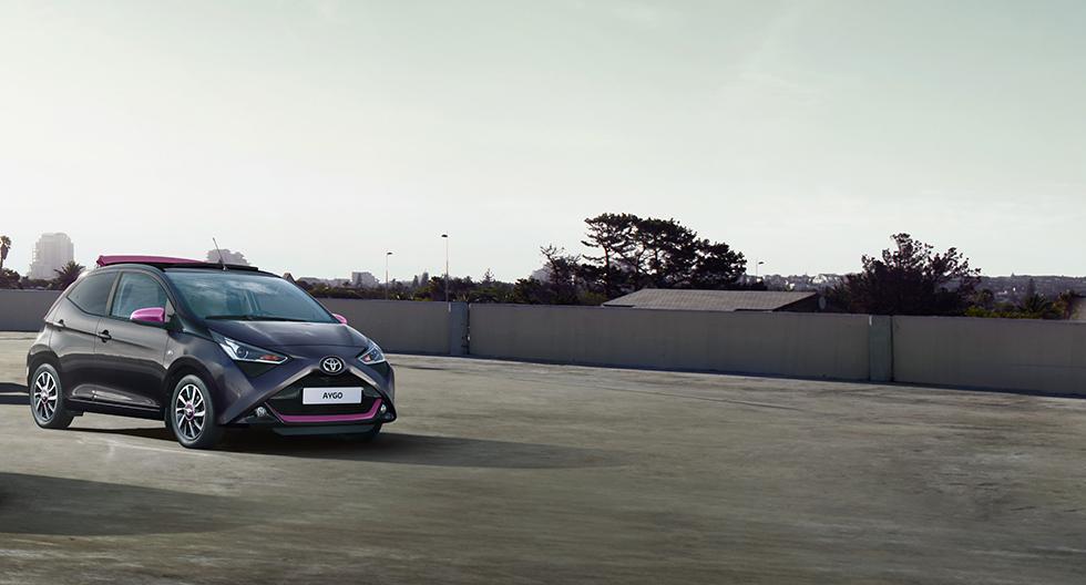 El nuevo AYGO x-style reemplaza al AYGO x-wave. (Foto: Toyota)