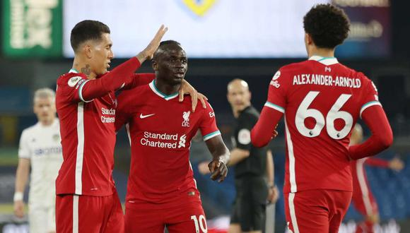 El plantel de Liverpool rechaza la Superliga europea. (Foto: Reuters)