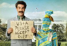 """""""Borat 2"""" y el delicado balance entre la sátira y los malos estereotipos"""