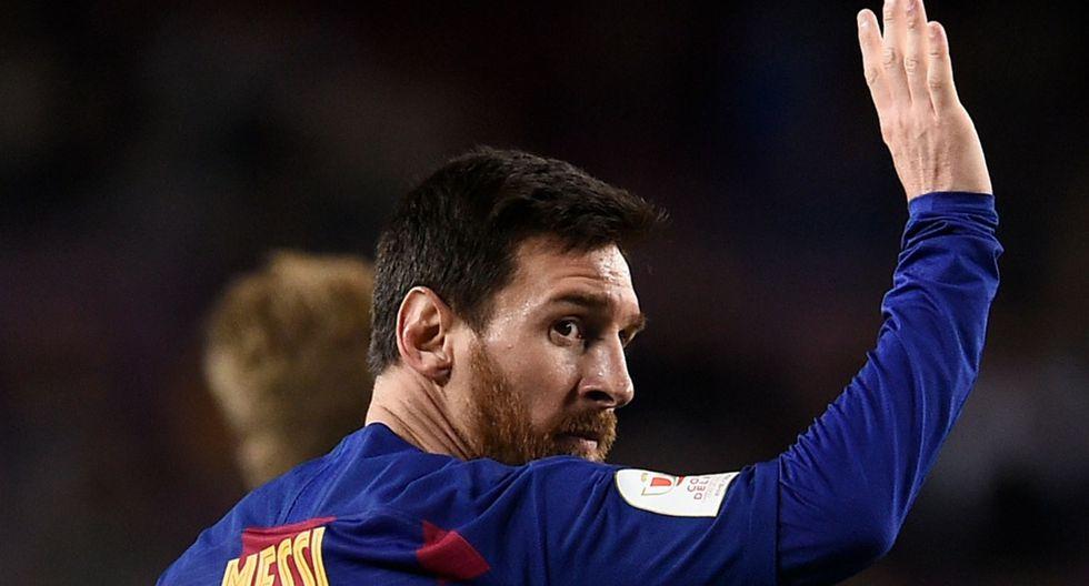 El contrato de Lionel Messi con el Barcelona culmina en junio del 2021, pero existe una cláusula que le permite al argentino salir libre al finalizar esta temporada. (Foto: Agencias).