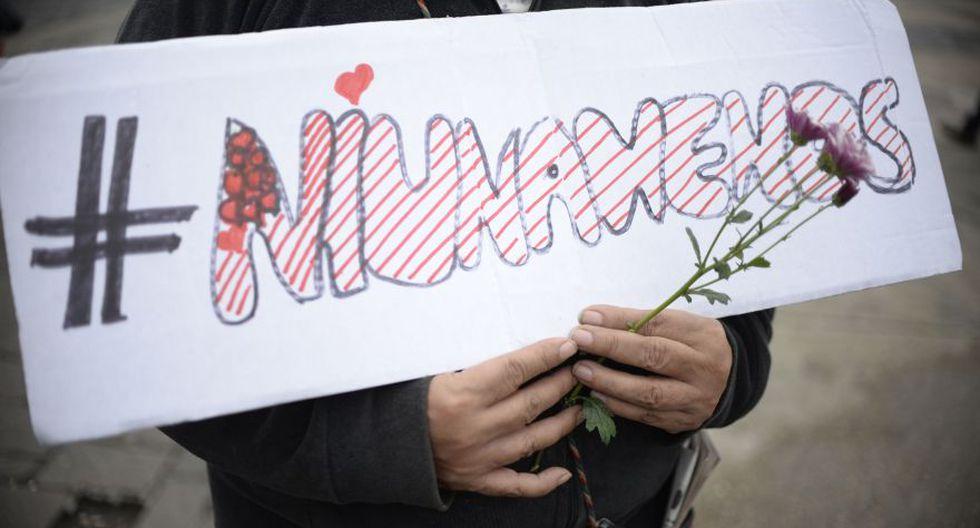 #NiUnaMenos: Mujeres en el mundo se unen al clamor de Argentina - 17