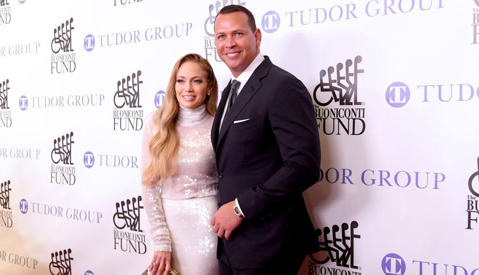 Jennifer Lopez y Alex Rodríguez tienen una gran relación desde 2017 y tienen en sus hijos a su mayor soporte. (Foto: AFP)