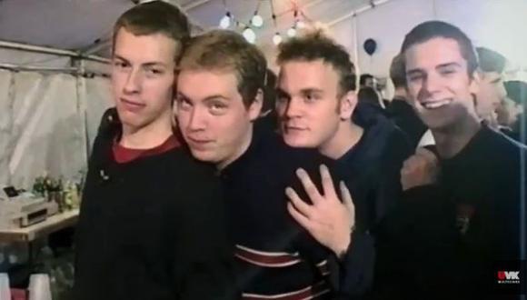 """""""Coldplay, la película"""" se estrena en noviembre. (Captura de pantalla)"""
