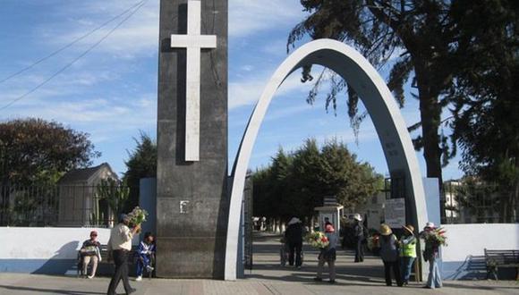 En Arequipa se han dado medidas sanitarias para la atención en cementerios, como parte de la emergencia de coronavirus.