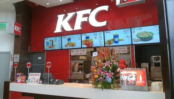 KFC abre su local número 100 en el Perú