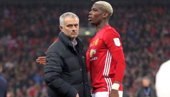 Mourinho defendió a Paul Pogba con duros ataques a críticos