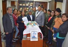 Tras 24 años se logró reconocer y entregar restos de soldado caído en el Cenepa