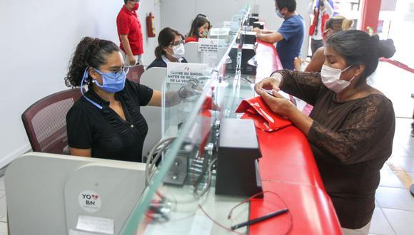 El Gobierno del Perú continúa entregando el Segundo Bono Familiar Universal en todo el país (Foto: Andina)