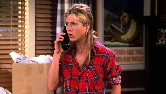 """Jennifer Aniston alcanzó la fama mundial gracias a su papel de Rachel Green en las 10 temporadas de """"Friends""""."""