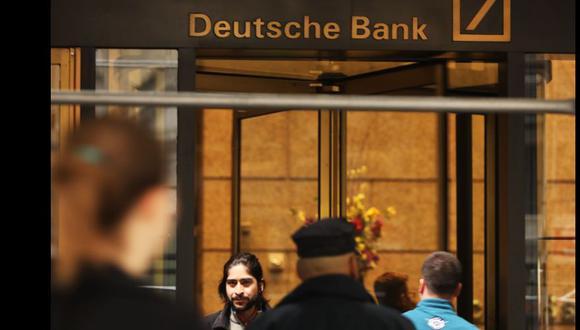 Un juez de Nueva York decidió que los bancos Deutsche Bank y Capital One pueden entregar información financiera de Donal Trump a la Cámara de Representantes del Congreso. (AFP).