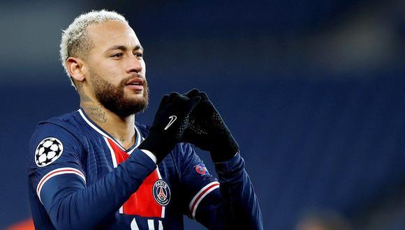 Neymar desea quedarse en el PSG | Foto: EFE