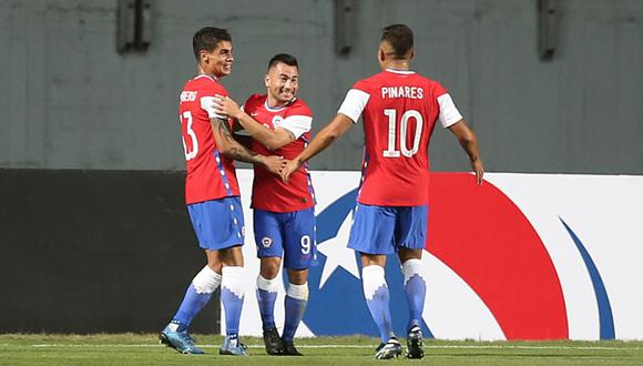 Chile enfrentó a Bolivia en un amistoso internacional FIFA | Foto: La Roja
