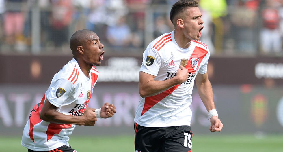 River Plate se enfrenta a Central Córdoba en la final de la Copa Argentina. Conoce las horas y canales para ver todos los partidos de este viernes 13 de diciembre. (AFP)