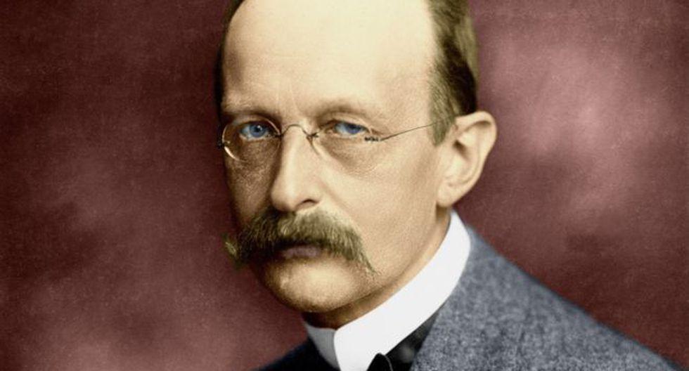 """Planck fue galardonado en 1918 con el Premio Nobel de Física """"por su papel en el avance de la física debido al descubrimiento de la teoría cuántica"""". (Foto: Getty)"""