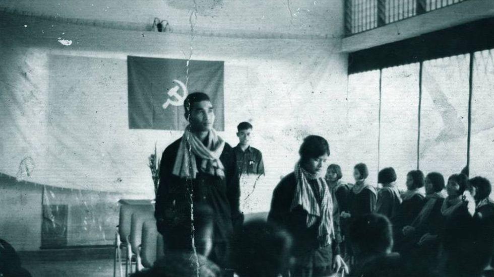 Los jemeres rojos también imponían matrimonios forzosos masivos. (Foto: El País)