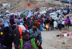 Chorrillos: así fue el desalojo de familias que invadieron el Morro Solar | FOTOS