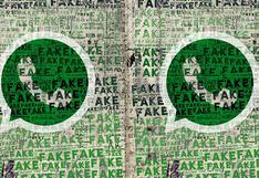 Combatir las noticias falsas es tarea de todos