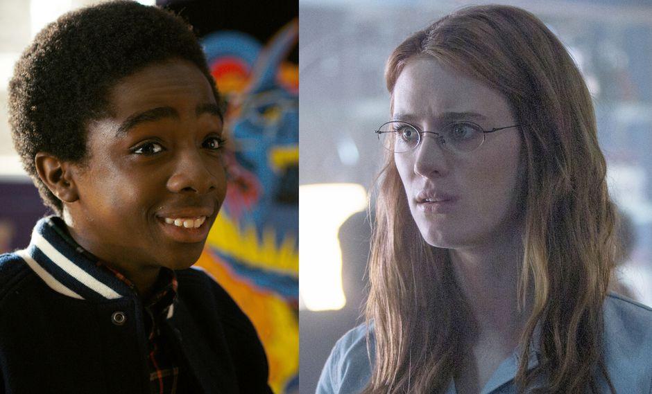 """""""Stranger Things"""" y el episodio """"San Junipero"""" de """"Black Mirror""""  compartirían más en común que solo la época de los 80.  (Fuente: Netflix)"""