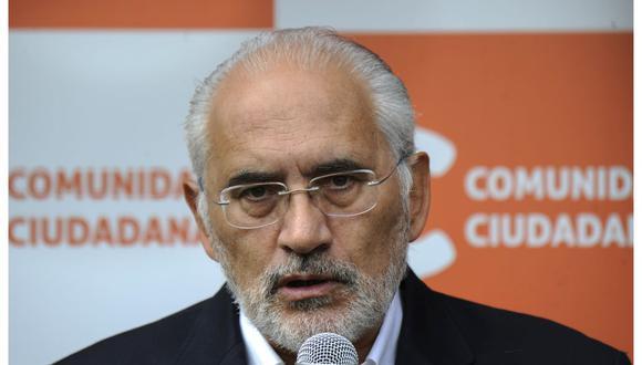Carlos Mesa quedó detrás de Luis Arce en las elecciones del domingo en Bolivia. (AFP).