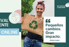 Festival consciente: un evento para aprender a llevar una vida más saludable y sostenible
